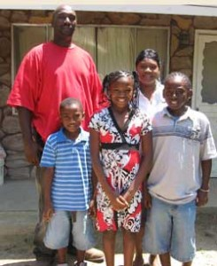 Randle-Harvey Family