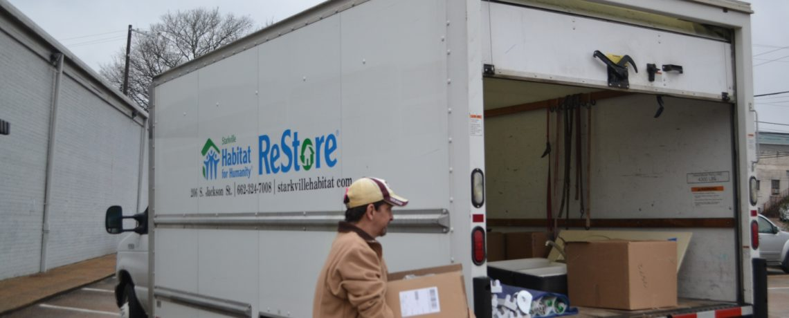 4-County Foundation Grant Enables Purchase of Moving Truck for ReStore