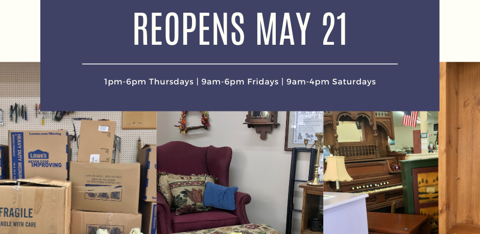 The ReStore is Reopening